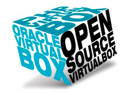 Logo Oracle Virtual Box